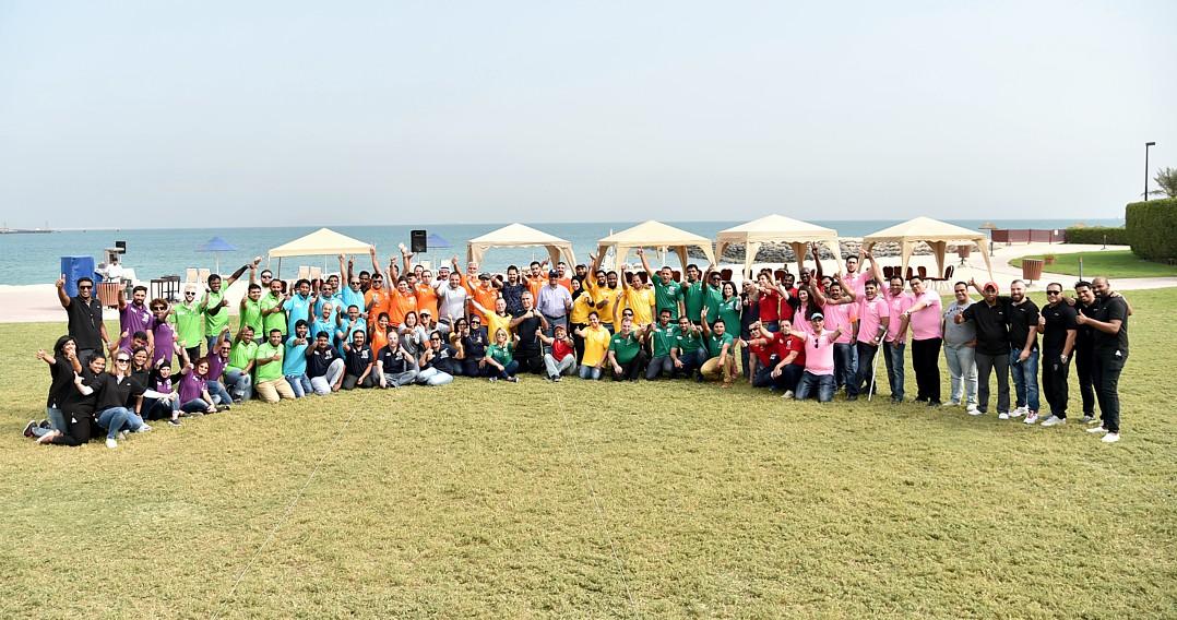 Vigor Events Team Building
