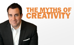 The Myths of Creativity Seminar